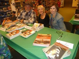 Book signing, Oklahoma City