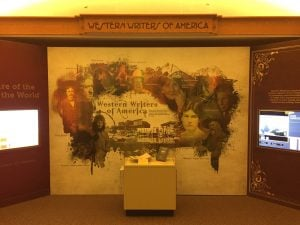WWA's permanent exhibit at the McCracken Research Library Cody Wyoming