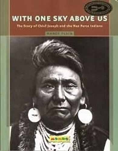 With One Sky Above Us Book Cover - Large