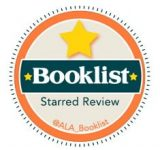 Booklist Starred Review Badge