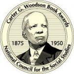 Carter G Woodson Book Award Badge
